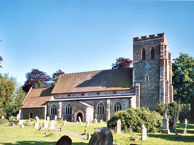 St John the Baptist - Jun 2002