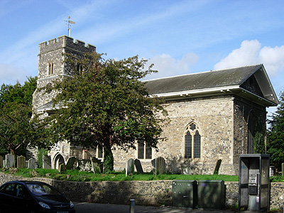 St Peter & St Paul Milton-next-Gravesend North West Kent Family History Society