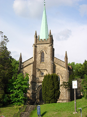 St Mary Sevenoaks North West Kent Family History Society