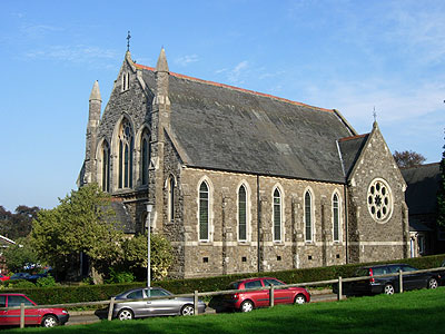 St Mary Kippingtons North West Kent Family History Society