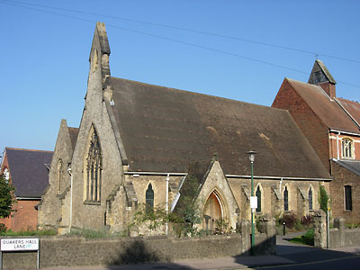 St John the Baptist Sevenoaks North West Kent Family History Society