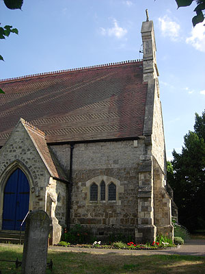 All Souls Crockenhill North West Kent Family History Society
