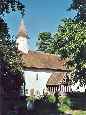 St Mary Fawkham North West Kent Family History Society