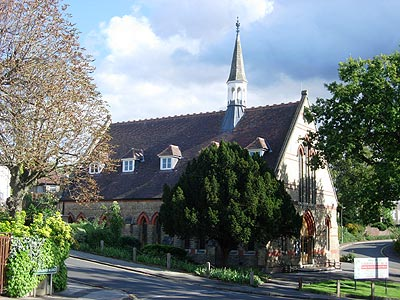 Christ Church Bromley North West Kent Family History Society