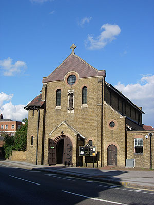 St Joseph Bromley North West Kent family History Society