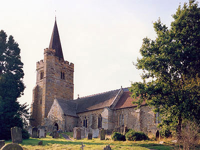 St Mary Lamberhurst North West Kent Family History Society