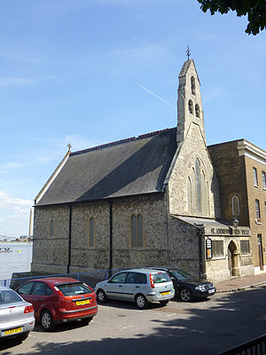 St Andrew Milton-next-Gravesend North West Kent Family History Society