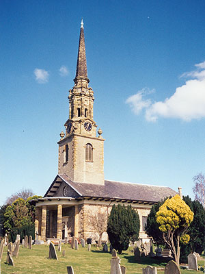St Lawrence Mereworth North West Kent Family History Society