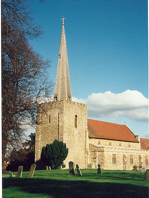 St Mary West Malling North West Kent Family History Society