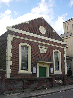 Congregational Northfleet North West Kent Family History Society