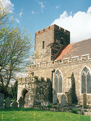 St Botolph Northfleet North West Kent Family History Society