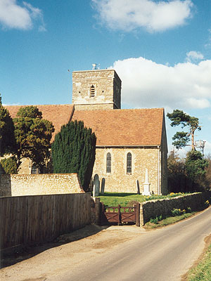 St Michaelh Offham North West Kent Family History Society