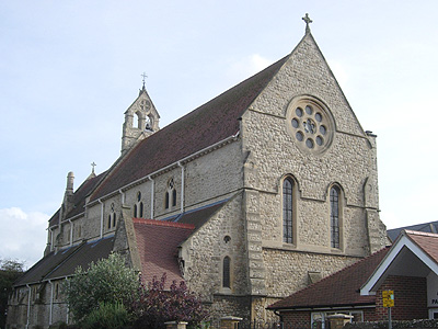 All Saints Perry Street North West Kent Family History Society