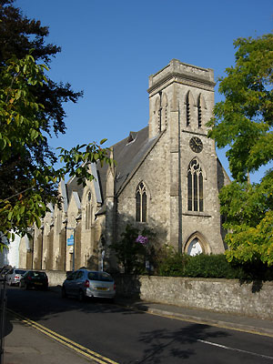 Congregational St Johns Hill Sevenoaks North West Kent Family History Society