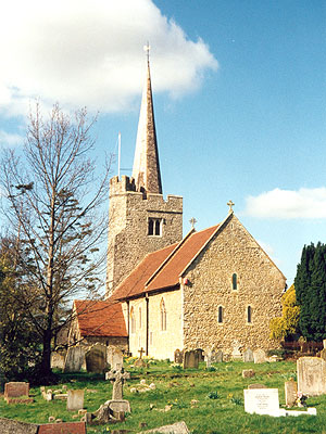 St Margaret East Barming North West Kent Family History Society