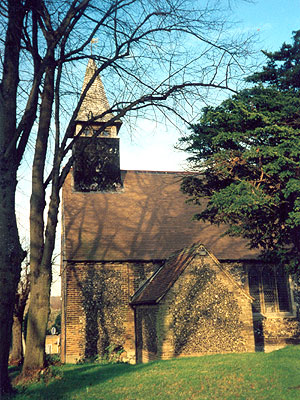 St Margaret of Antioch Addington North West Kent Family History Society