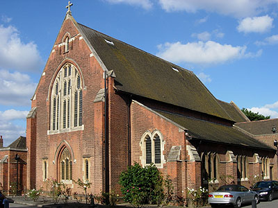 All Saints Eltham North West Kent Family History Society