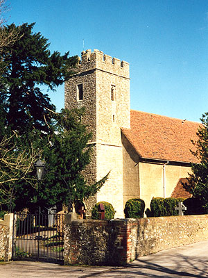 All Saints West Farleigh North West Kent Family History Society