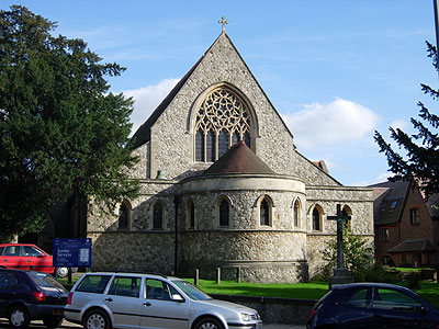 Holy Trinity Eltham North West Kent Family History Society