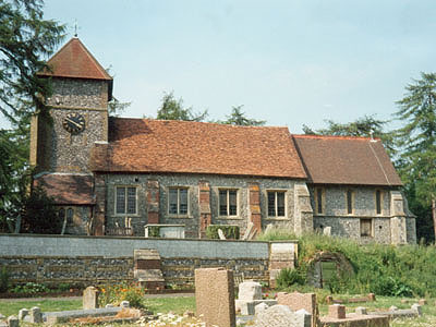 St Giles the Abbot Farnborough North West Kent Family History Society