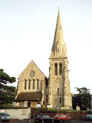 St John the Baptist Eltham North West Kent Family History Society