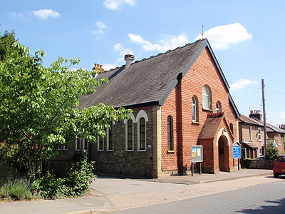 Baptist Union Church Crockenhill North West Kent Family History Society