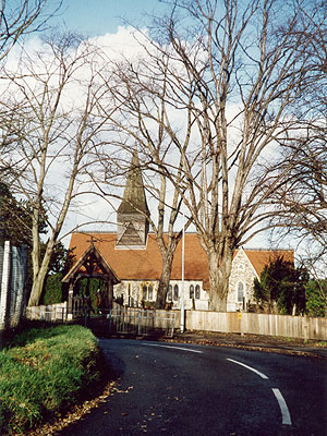 All Saints Foots Cray North West Kent Family History Society