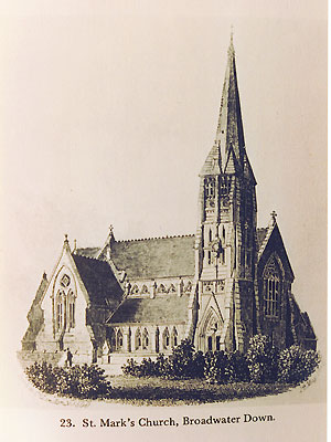 St Mark Tunbridge Wells North West Kent family History society