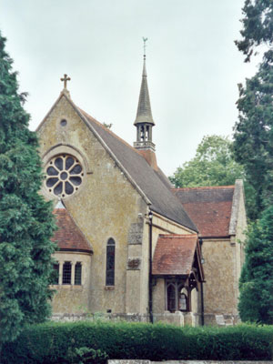 St Paul Four Elms North West Kent Family History Society