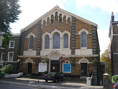 Baptist Greenwich North West Kent Family History Society