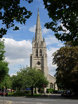 St John the Evangelist Blackheath Greenwich North West Kent Family History Society