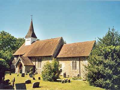 All Saints hartley North West Kent Family History Society