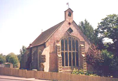 St John the Evangelist Groombridge North west Kent family History Society