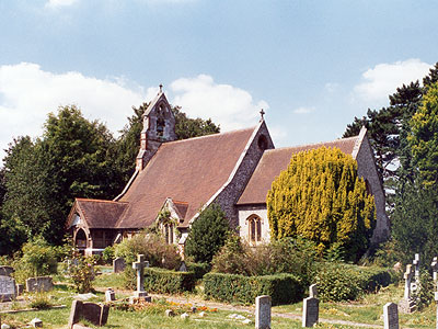 St Margaret Halstead North West Kent Family History Society