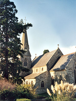 St John Upshire Higham North West Kent Family History Society