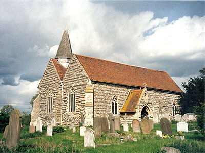 St Mary Higham North West Kent Family History Society