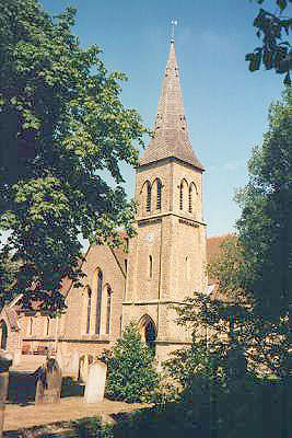 St John the Evangelist Hildenborough North West Kent Family History Society