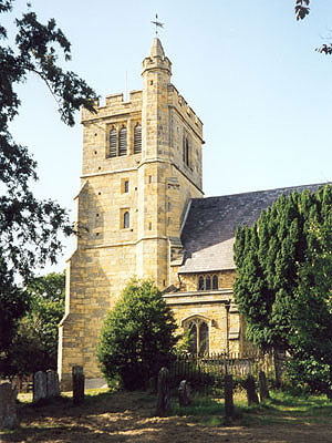 St Margaret Horsmonden North West Kent Family History Society