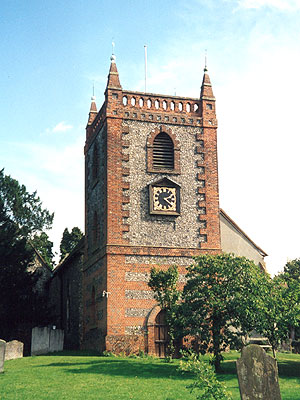 St Peter & St Paul Shoreham North West Kent Family History Society
