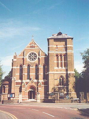 St John the Evangelist Sidcup Chislehurst North West Kent Family History Society