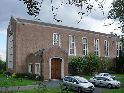 St Mary Shortlands North West Kent Family History Society