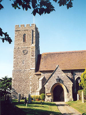 St Nicholas Southfleet North West Kent Family History Society