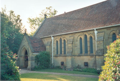 All Saints Langton Green Groombridge North West Kent Family History Society