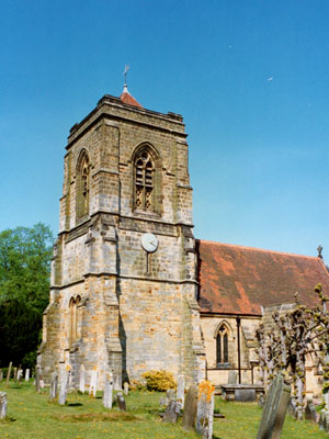 St Mary the Virgin Speldhurst North West Kent Family History Society