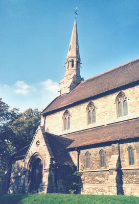St Mary Strood North West Kent Family History Society