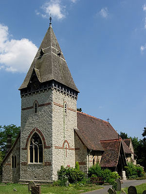 St Paul Sutton-at-Hone Swanley North West Kent Family History Society