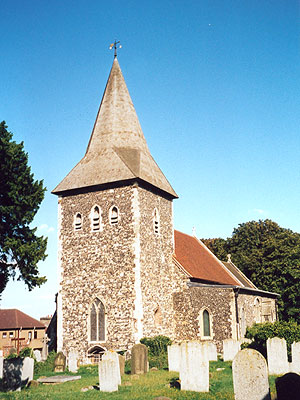 St Peter & St Paul Swanscombe North West Kent Family History Society