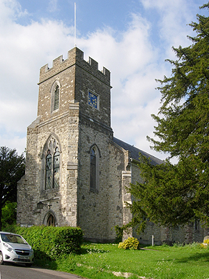 St George Weald Addington North West Kent Family History Society