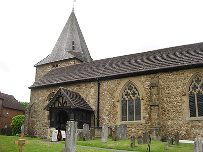 St Mary Westerham North West Kent Family History Society