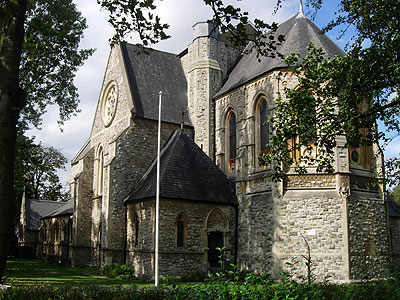 Christ Church Bexley North West Kent Family History Society